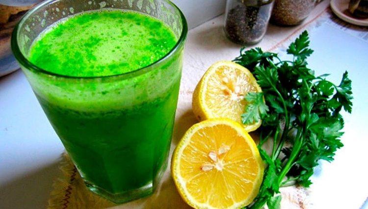 limonada para perder barriga