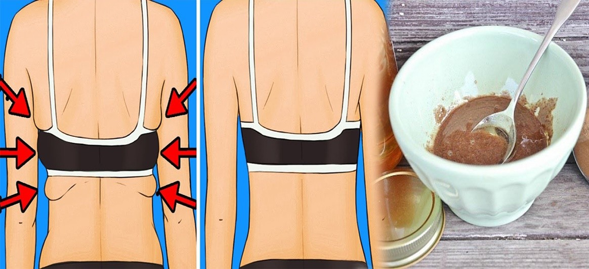mel com cacau para perder gordura da barriga