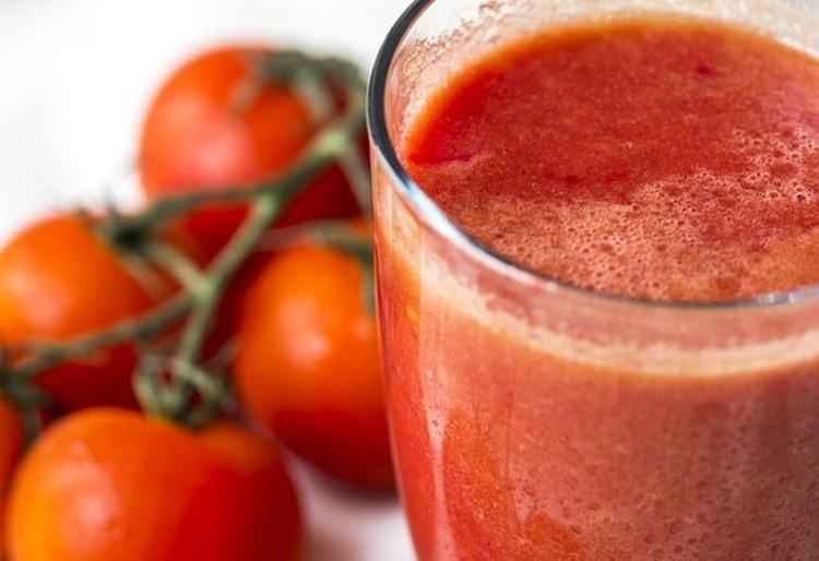 suco de tomate para perder peso
