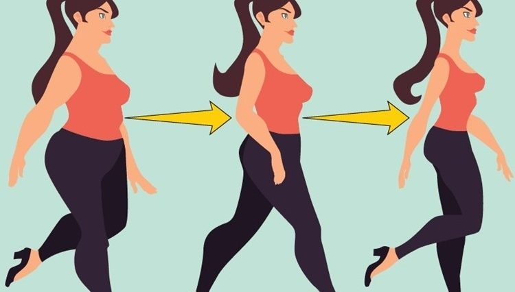 perder peso enquanto trabalha