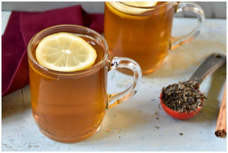 Receita caseira de chá de canela para perder 4kg