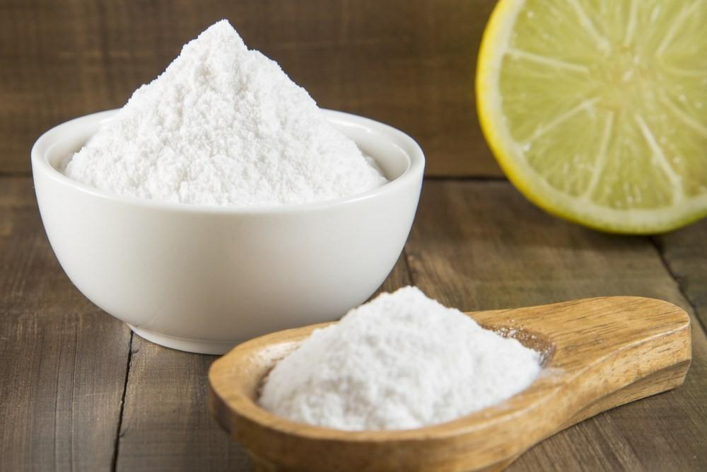bicarbonato de sodio para pele