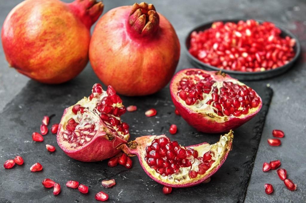 roma e um das frutas vermelhas